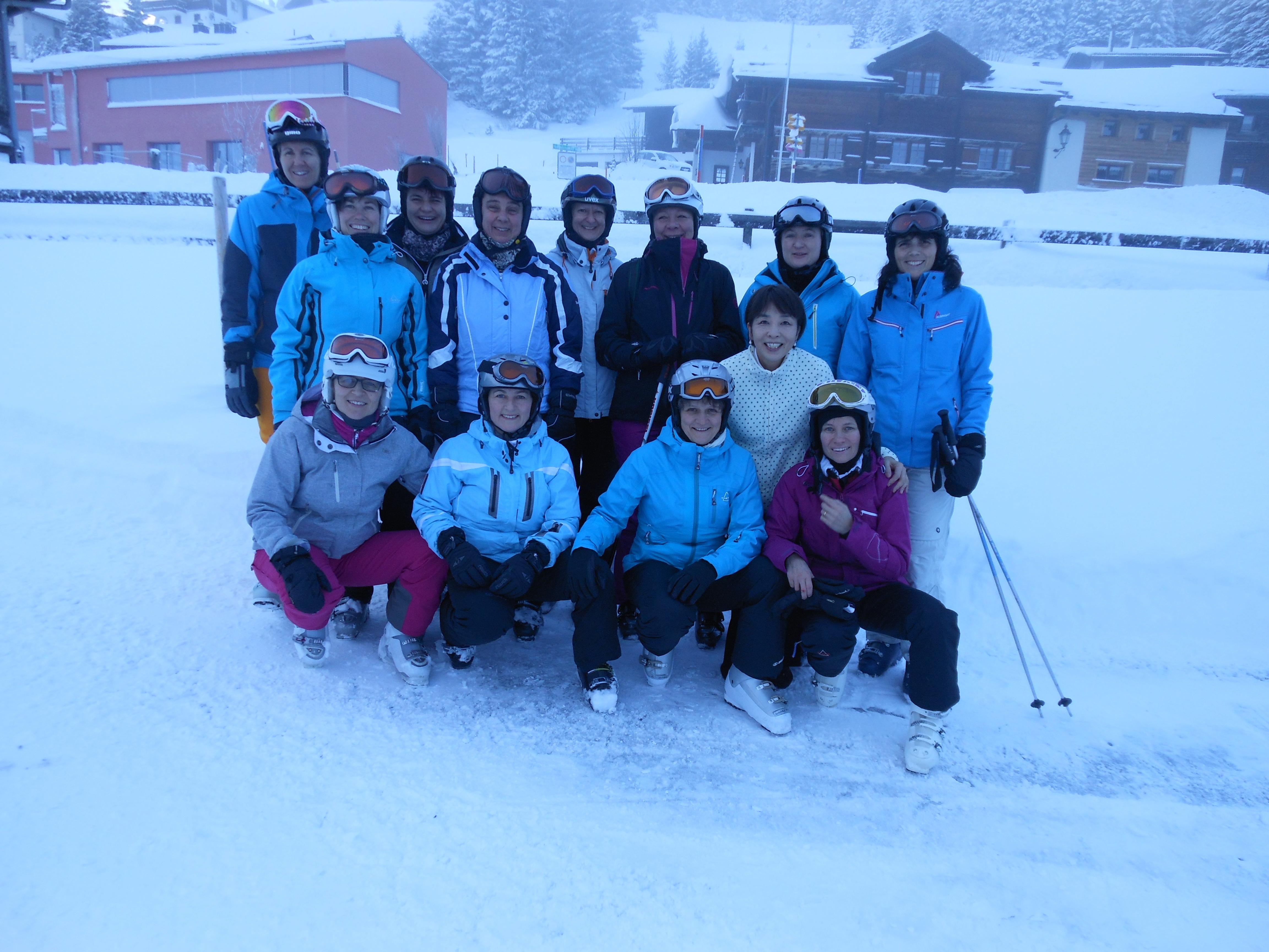 Bild-Skiweekend 2015